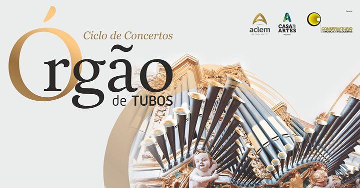 Concerto Órgão de Tubos