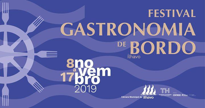 Festival Gastronomia de Bordo 2019