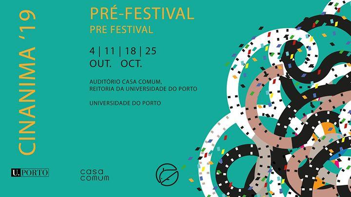 Pré-Festival Cinanima na U.Porto | Ciclo de Cinema