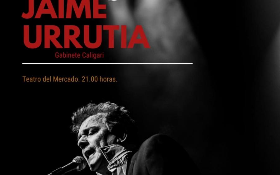 JAIME URRUTIA, en concierto