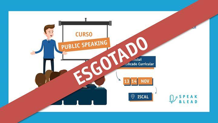 Curso Public Speaking - ISCAL
