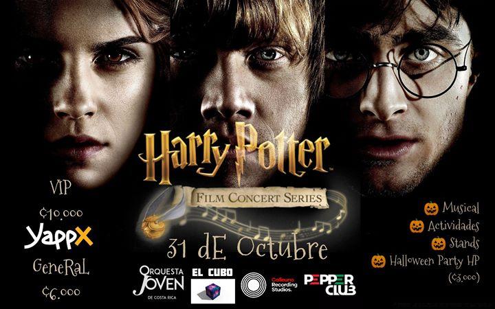 Harry Potter Film Concert Series