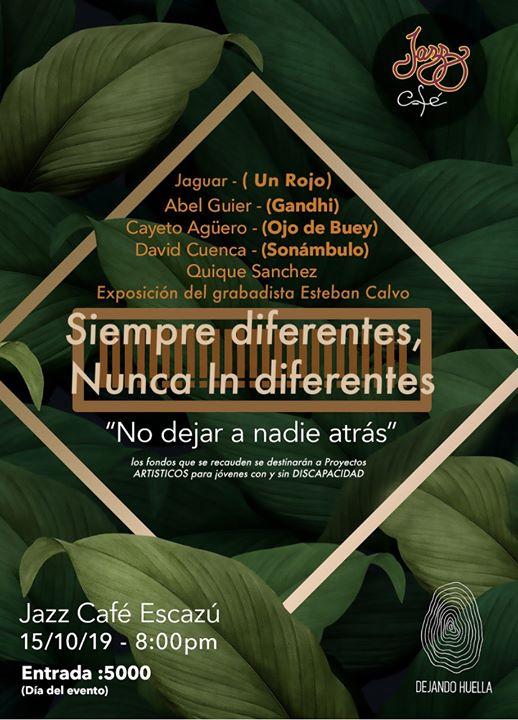 """Concierto """"Sin Etiquetas"""" ODS10 Reducción de Desigualdades"""