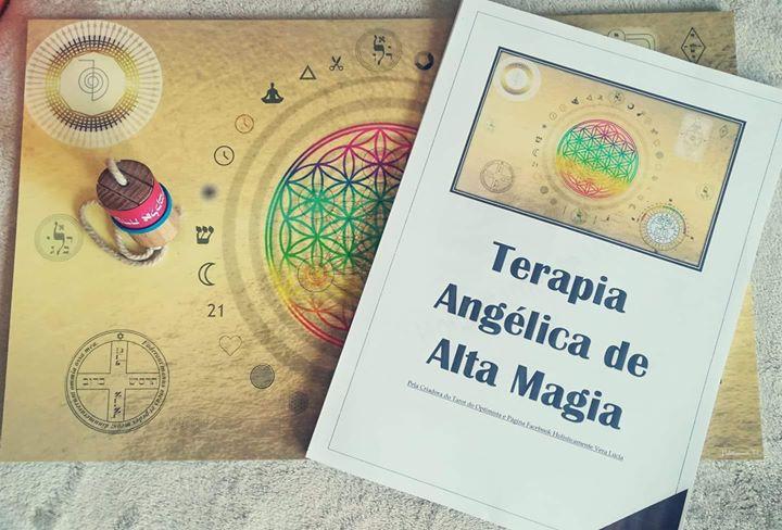 Terapia Angélica de Alta Magia