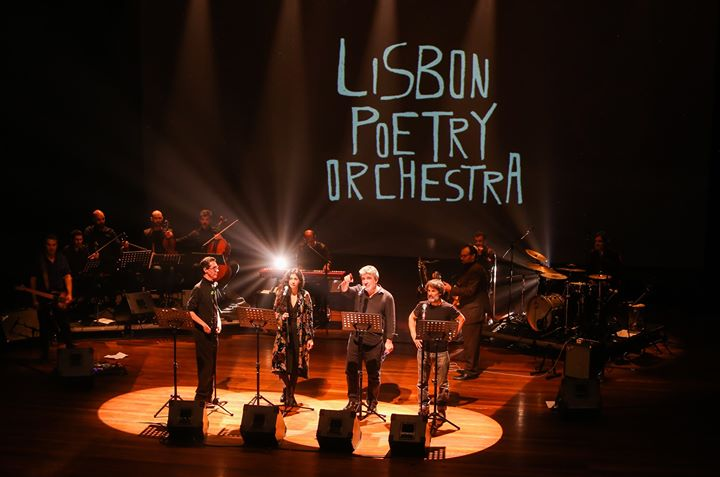 O Mundo de Sophia   Lisbon Poetry Orchestra