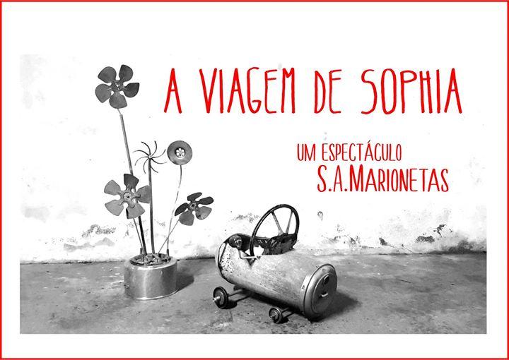 B&M - Teatro de Marionetas: A Viagem de Sofia - Estreia Nacional