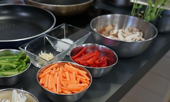 B&M - Books&Cooking - Petiscos Vegetarianos