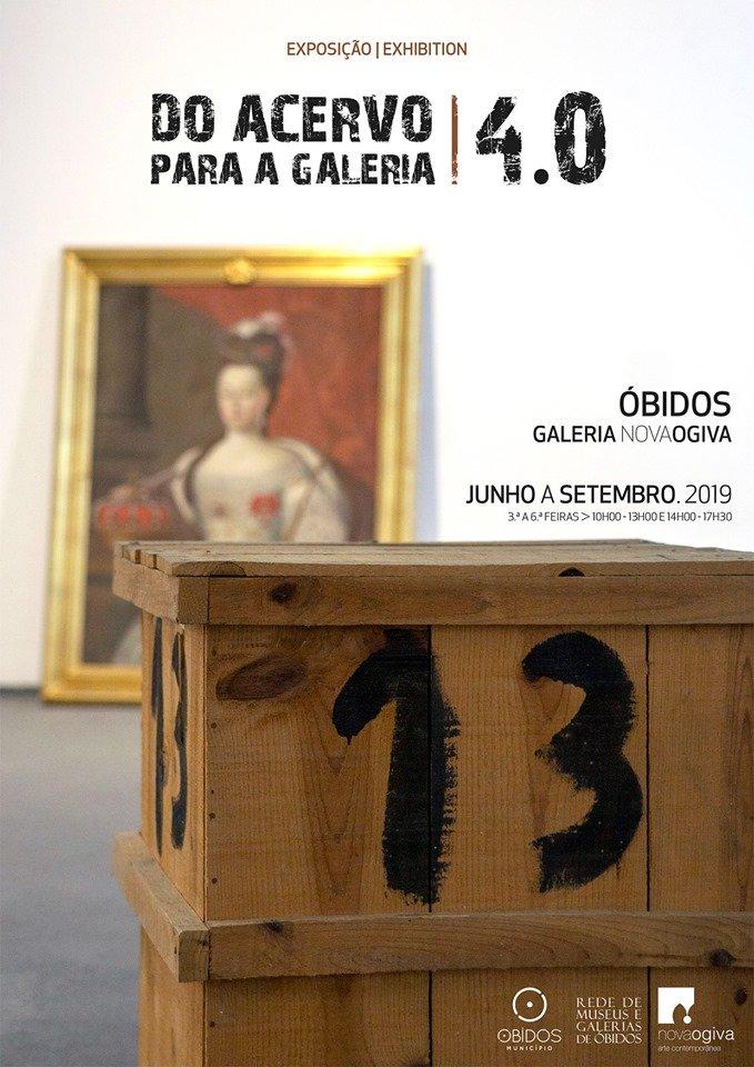 Exposição  Do Acervo para a Galeria | 4.0