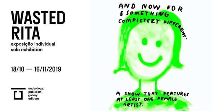 Wasted Rita // solo exhibition