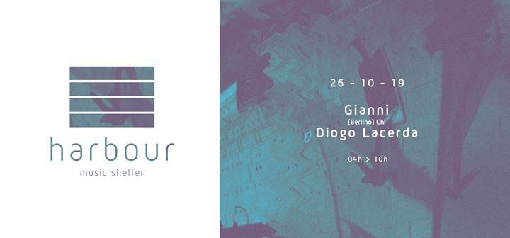 Harbour ▴ Gianni (Chi) + Diogo Lacerda