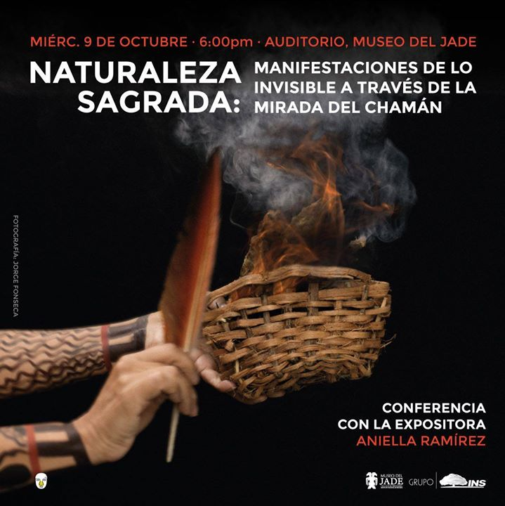 Conferencia: Naturaleza sagrada
