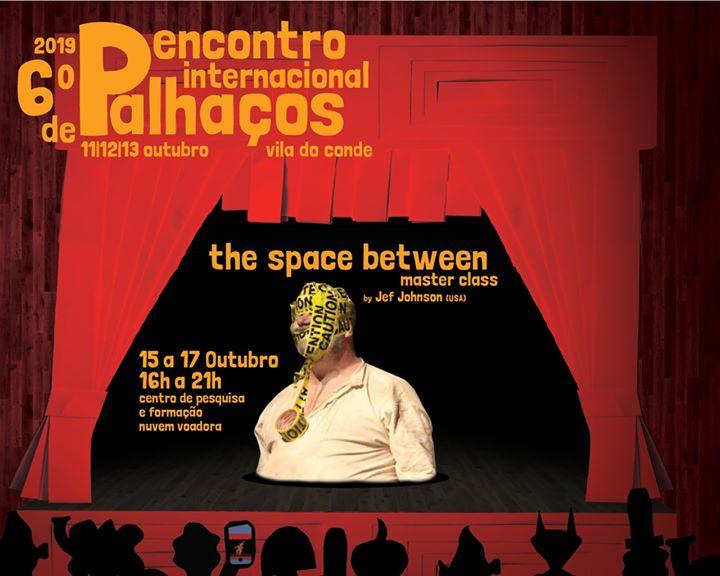 Jef Johnson Master Class 'The Space Between' em Vila do Conde