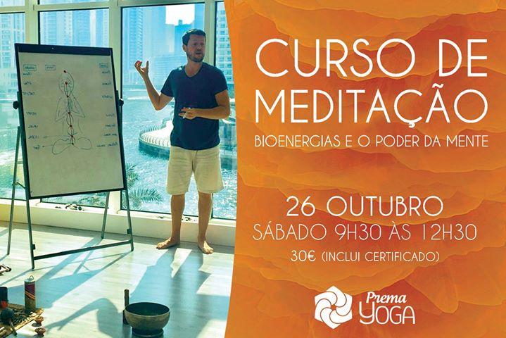 Curso Introdutório de Meditação - Bioenergias e o Poder da Mente