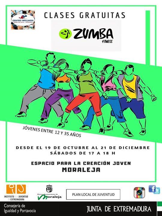 Clases de Zumba fitness