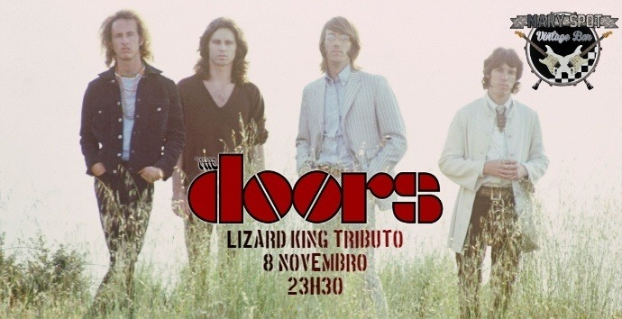 Lizard King tributo The Doors