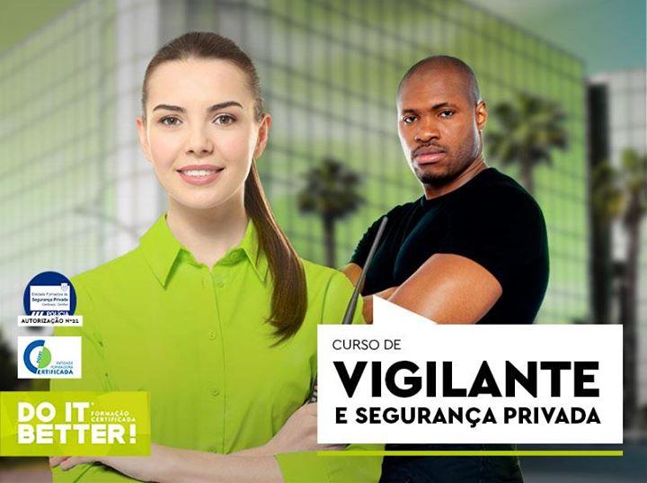 Curso de Vigilante e Segurança Privada Pós-laboral