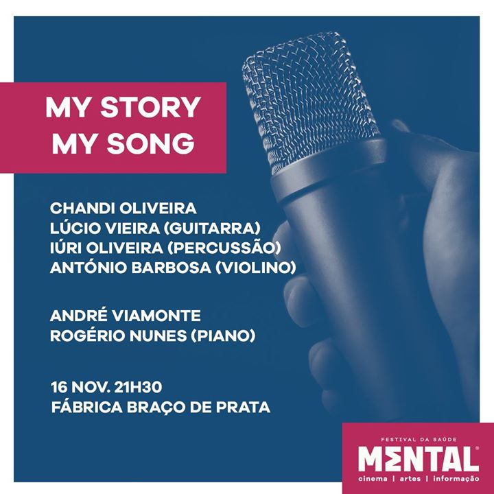 Festival Mental 2019: My Story, My Song