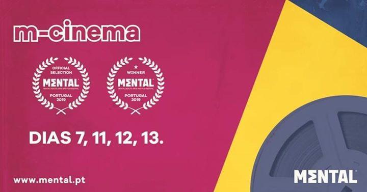 Festival Mental 2019: M-Cinema - Mostra de Cinema