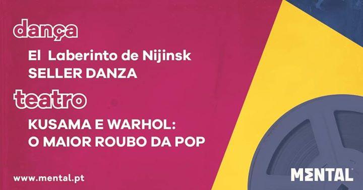 Festival Mental 2019: Dança + Teatro