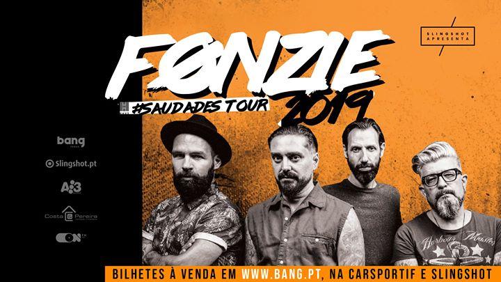 Fonzie + Why a Name / Torres Vedras (Saudades Tour) 21 Dezembro