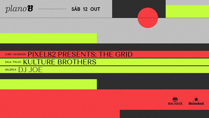 Pixel82: The Grid, Kulture Brothers