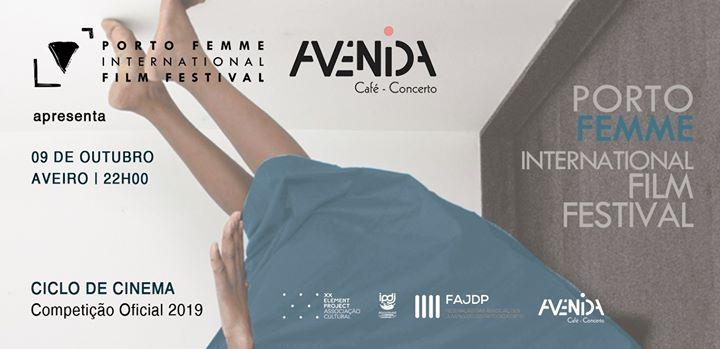 PORTO FEMME Sessions #6 | Avenida Café Concerto - Aveiro
