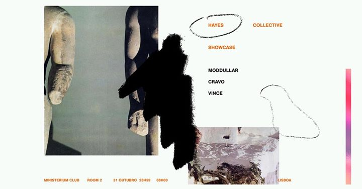 Hayes Showcase - Moddullar, CRAVO, Vince - Ministerium