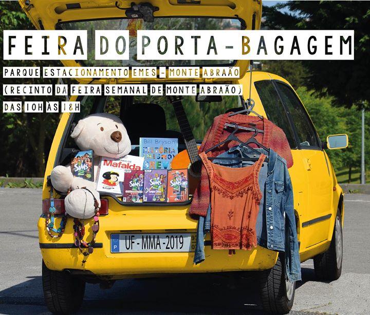 Feira do Porta-Bagagem - Última edição de 2019!