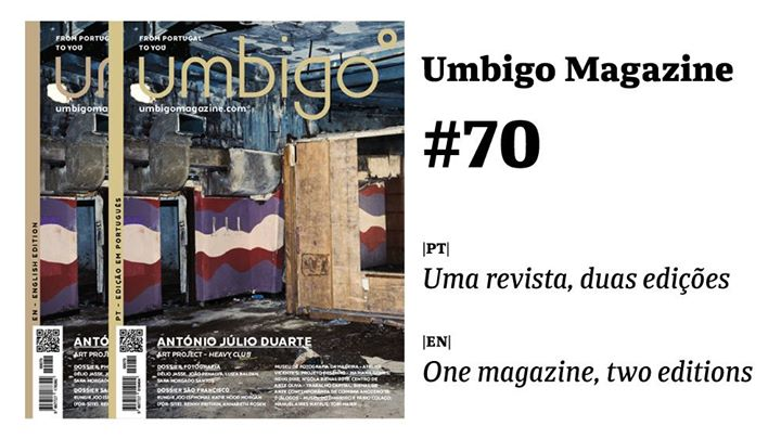 Launching of Umbigo #70