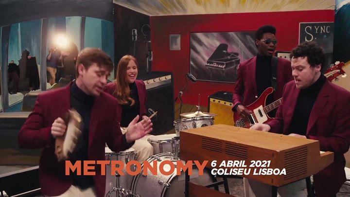 Metronomy - Coliseu Lisboa