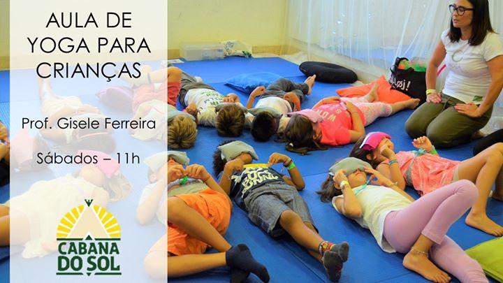 YOGA para crianças | YOGA for kids