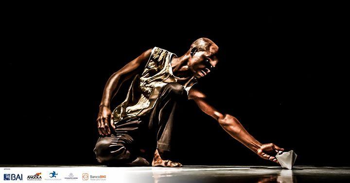 O Monstro Está em Cena | Comp. de Dança Contemporânea de Angola
