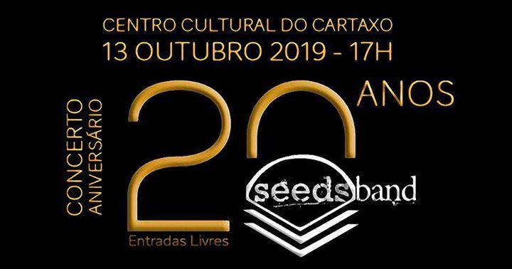 SeedsBand - 20 Anos