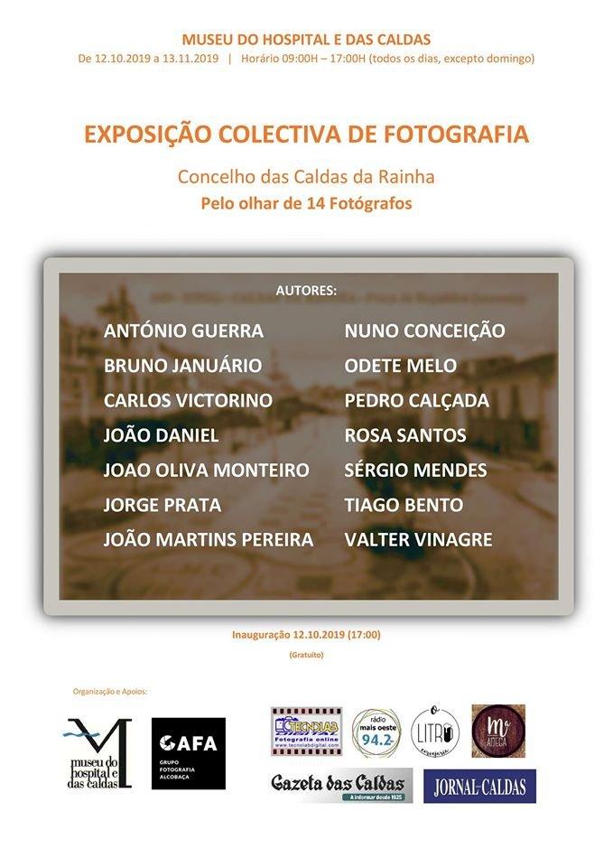 Exposição Colectiva de Fotografia