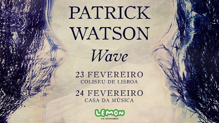 Patrick Watson | Lisboa