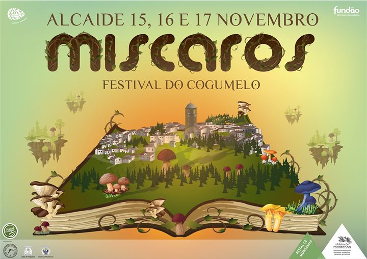 Míscaros - Festival do Cogumelo 2019 - Oficial
