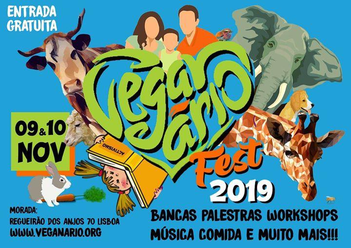Veganário Fest 2019
