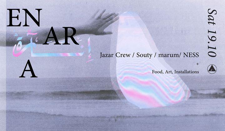 Enara | Light on Palestine • Jazar Crew / Souty / marum / NESS