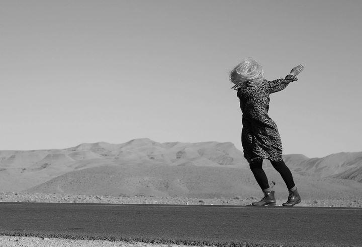 Laboratório de dança/improvisação com Elizabete Francisca