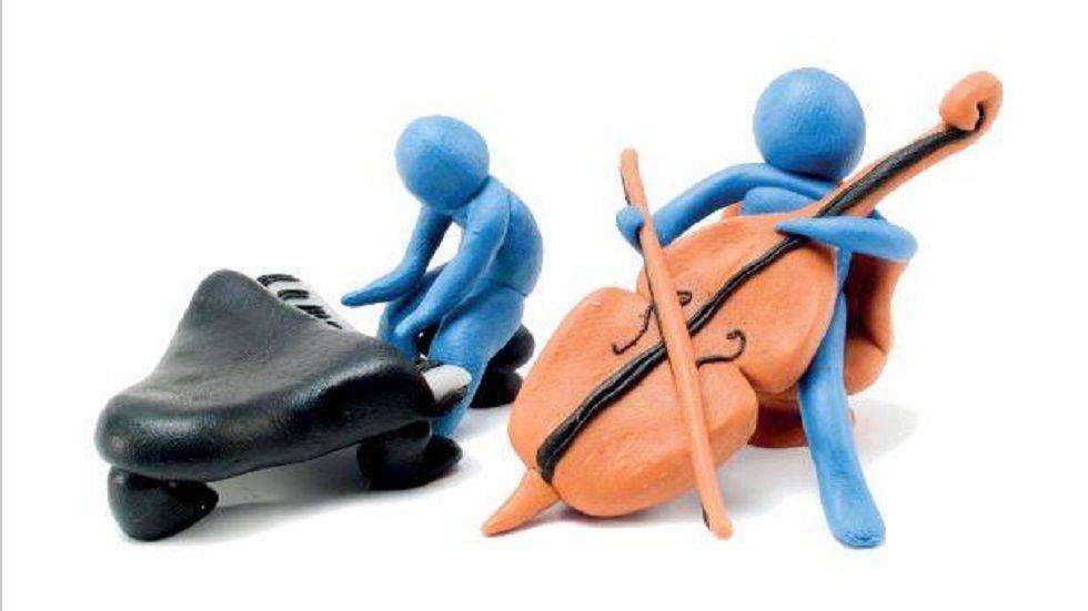 Monodosis musicales - Programa de octubre