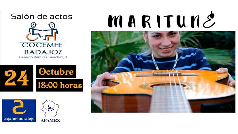 \'Maritune\' en concierto