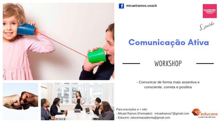 Workshop: Comunicação Ativa
