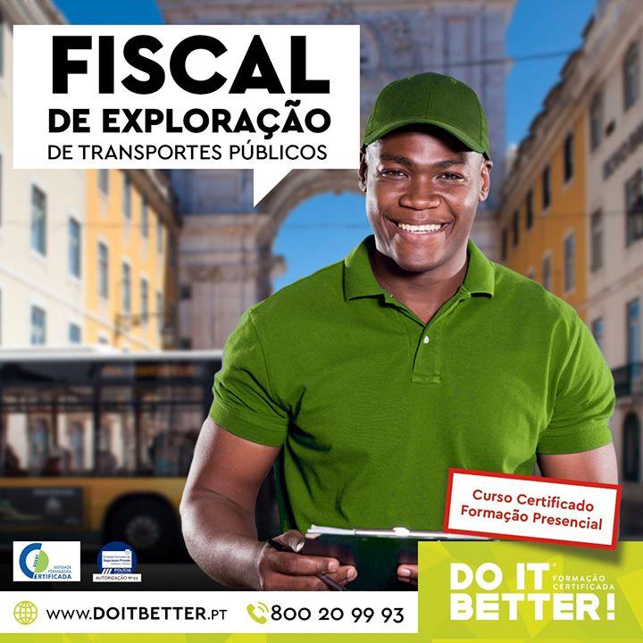 Curso de Fiscal de Exploração de Transportes Públicos