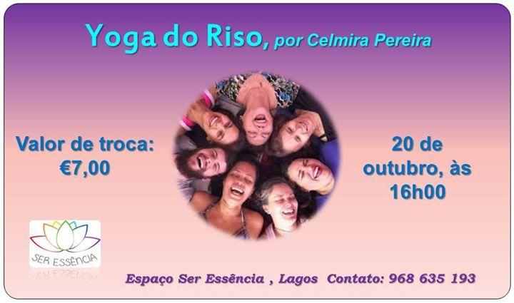 Sessão de Yoga do Riso