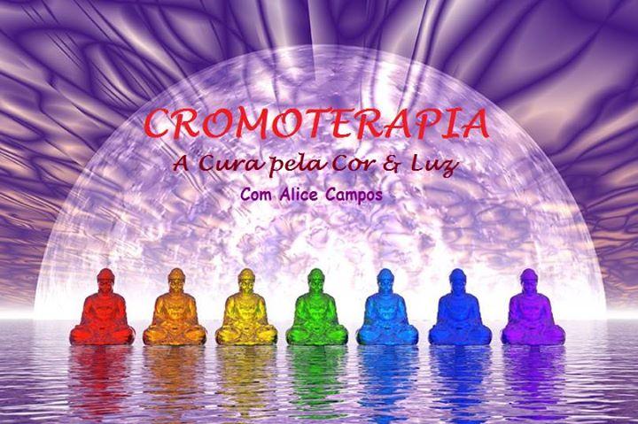 Cromoterapia - O Poder Curativo da Cor