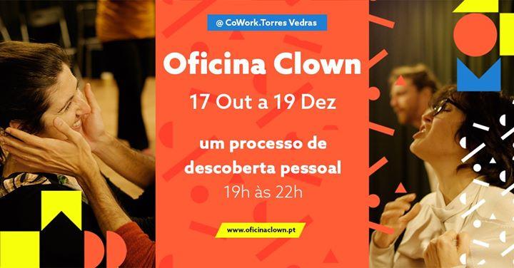 Oficina Clown em Torres Vedras