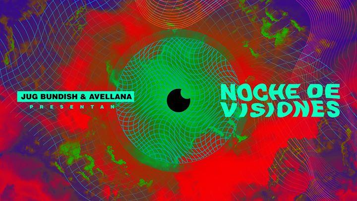 Concierto con Jug Bundish y Avellana: Noche de Visiones