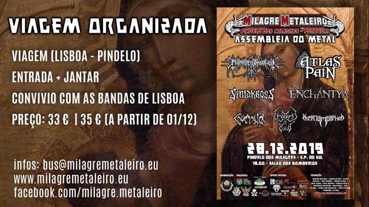 Excursão à Assembleia do Metal 2019