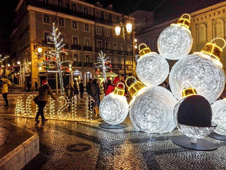 Passeio/ Luzes Natalícias de Lisboa e Miradouros 1ª Edição 2019