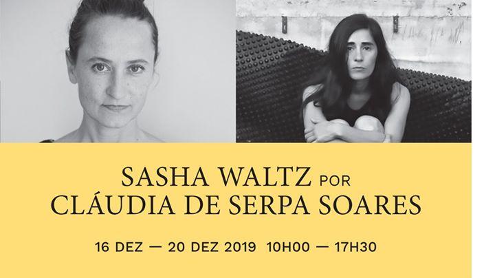 Sasha Waltz por Cláudia de Serpa Soares
